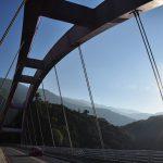 Lalashan most na severu Taiwanu