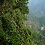 stezka Walami národní park Yushan