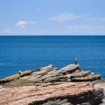 Oblast Sandiao populární pro místní rybáře