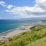 Waiao pláž nejlepší místo pro surfování