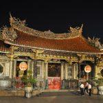Taipei chrám Longshan