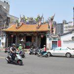 Čínský chrám Tainan