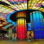 Nejkrásnější stanice metra na světě v Kaohsiungu