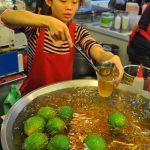 Jelly juice Taiwan noční trh Shilin