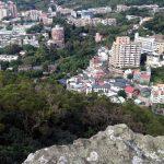 Výhled na Xinbeitou Taipei