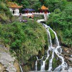 Svatyně Changchun vodopád Taroko