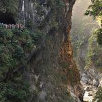Soutěska Taroko, Swallow Grotto