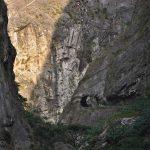 Soutěska Taroko, Zhuilu Cliff