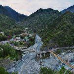 Soutěska Taroko osada Tianhsiang