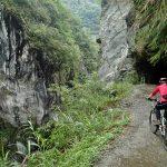 Stezka Baiyang vodopád Taroko
