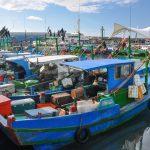 Rybářský přístav Shitiping