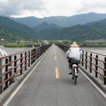 Cyklostezka poblíž Yuli