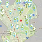WeMo aplikace mapa