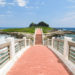 Sanxiantai ostrov Taitung Tichý Oceán na Taiwanu